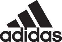adidas logo sort værløse optik